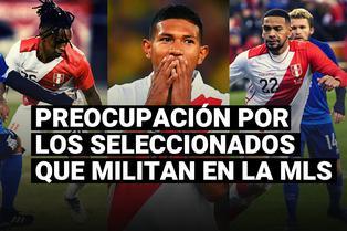 La preocupación de Oblitas con los seleccionados que militan en la MLS