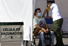 México cumple más del 20% de su primera fase de vacunación contra el coronavirus