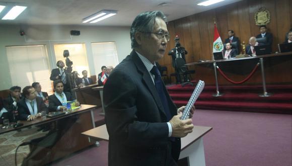 Presentan hábeas corpus para anular la resolución que le revocó indulto a Alberto Fujimori. (GEC)