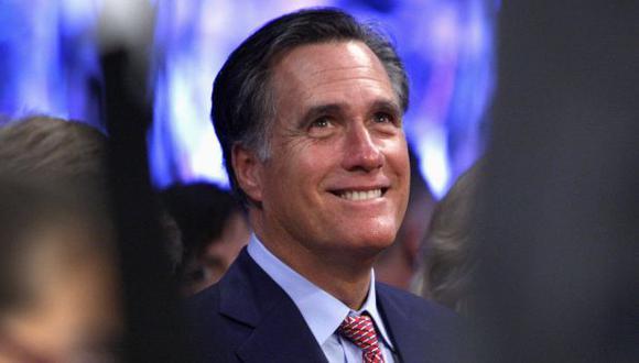 Romney no quería postular. (Reuters)