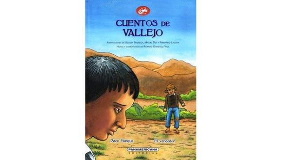 César Vallejo: Lee un fragmento de Paco Yunque en formato de cómic.