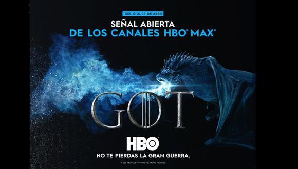"""""""Game of Thrones"""": HBO libera señal en Latinoamérica para el primer capítulo de la última temporada (Foto: Game of Thrones)"""