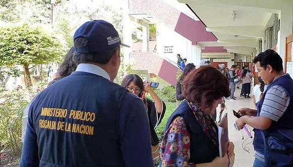 Arequipa: El Ministerio Público inició unas 30 investigaciones por corrupción desde el inicio de la cuarentena sanitaria. (foto referencial)