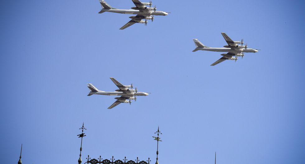 Oficial del Estado Mayor Conjunto de las Fuerzas Armadas surcoreanas indicó que las fuerzas de defensa efectuaron disparos de advertencia contra un avión ruso que en dos ocasiones violó el espacio aéreo. (Foto: AFP)