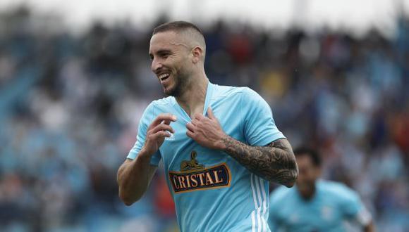 Emanuel Herrera es el máximo goleador del Descentralizado con 34 conquistas. (Foto: USI)
