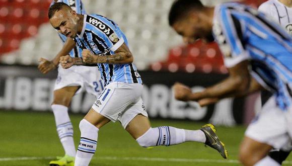 Gremio vs. Libertad se miden por la Copa Libertadores 2019. (Foto: AFP)