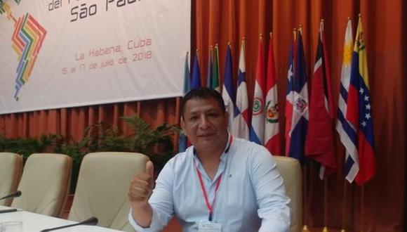Richard Rojas es investigado en el caso de lavado de activos por presunto financiamiento ilegal de la campaña electoral de Perú Libre. (Foto: Difusión)