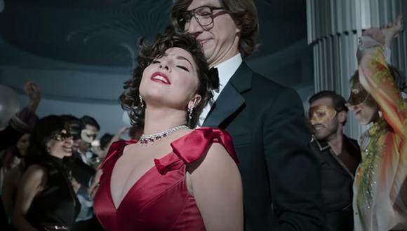 """""""House of Gucci"""": Lady Gaga y Adam Driver derrochan glamour en el tráiler de la película. (Foto: Captura de video)"""
