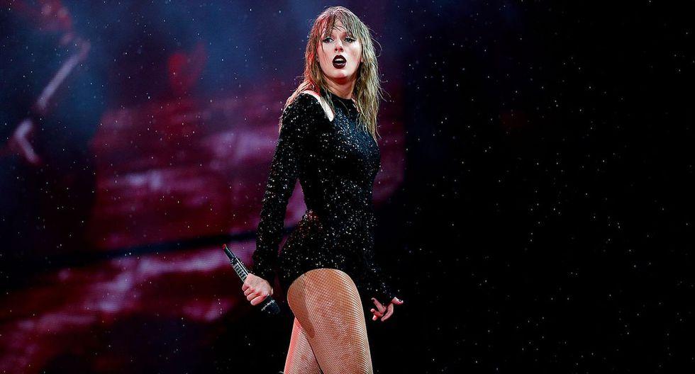 Filtran supuesto tracklist del próximo álbum de Taylor Swift. (Foto: taylorswift)