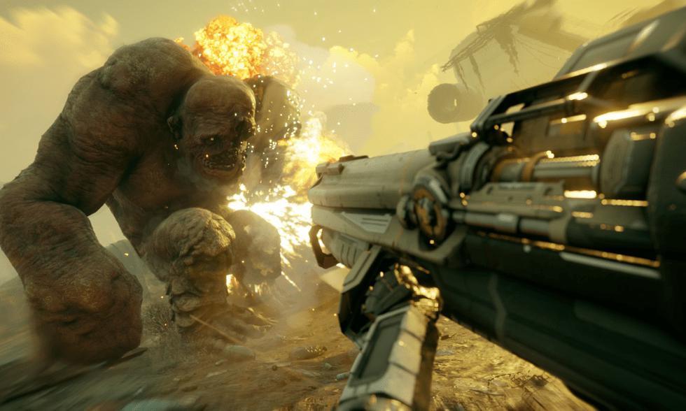 El nuevo título de Bethesda y Avalanche Studios promete ofrecer una gran dosis de acción y caos.