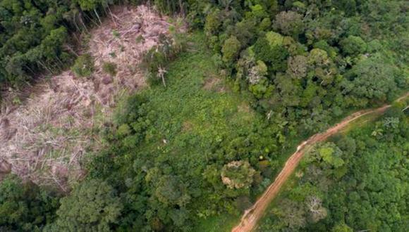 El documento lo suscribieron los representantes de la Agencia de Desarrollo Internacional de Estados Unidos (Usaid), el Ministerio del Clima y Medio Ambiente de Noruega y el Ministerio del Ambiente (Minam), la finalidad es acabar con la tala ilegal (Foto: Difusión)