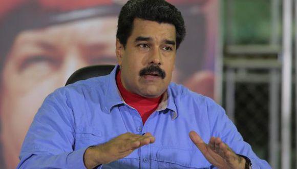Presidente de Venezuela Nicolás Maduro ataca a su homólogo brasileño Michel Temer (EFE)