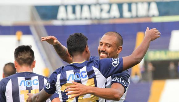 Bajo la dirección de Pablo Bengoechea, Alianza Lima sumó su primer triunfo en el Torneo de Verano 2018.(@ClubAlianzaLima)