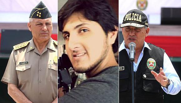 Urresti y la Policía no se ponen de acuerdo sobre joven periodista asesinado. (Andina/USI)