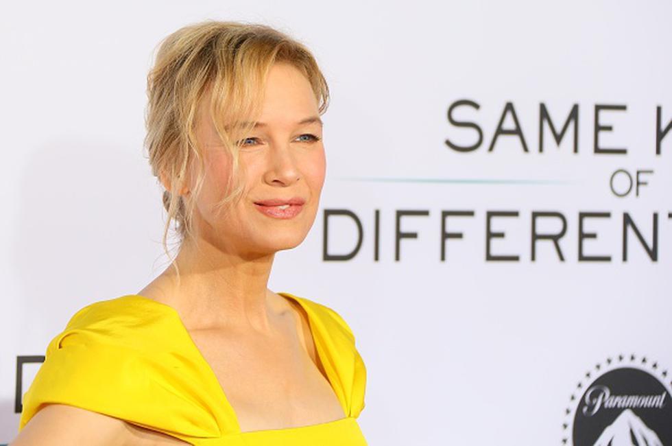 Renée Zellweger confesó depresión en su etapa más exitosa en Hollywood. | Getty