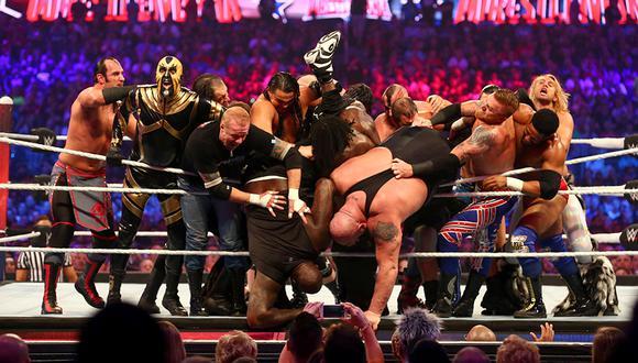 WrestleMania 35 este domingo en el MetLife Stadium de Nueva Jersey. (Foto: AP)