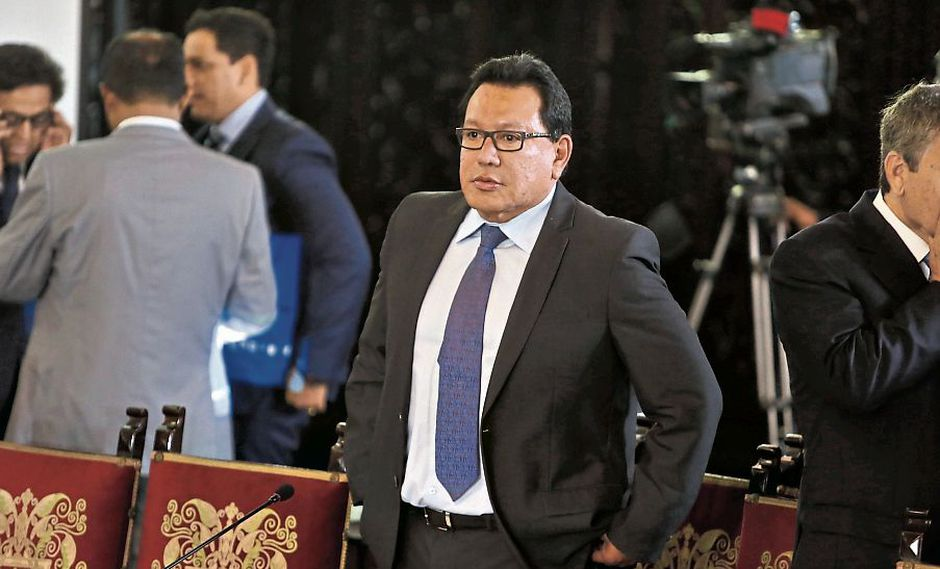 Félix Moreno será citado. (MarioZapata/Perú21)