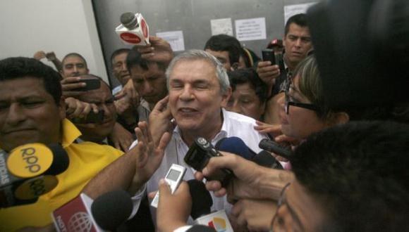 Exalcalde será investigado por el Jurado Nacional de Elecciones. (Rodrigo Málaga)