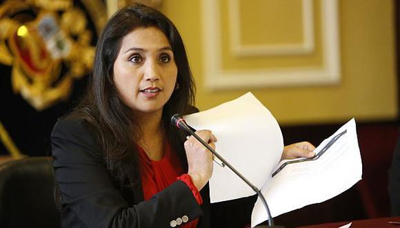 Ana María Solórzano presentó interesante propuesta para próximas elecciones. (Luis Gonzales)