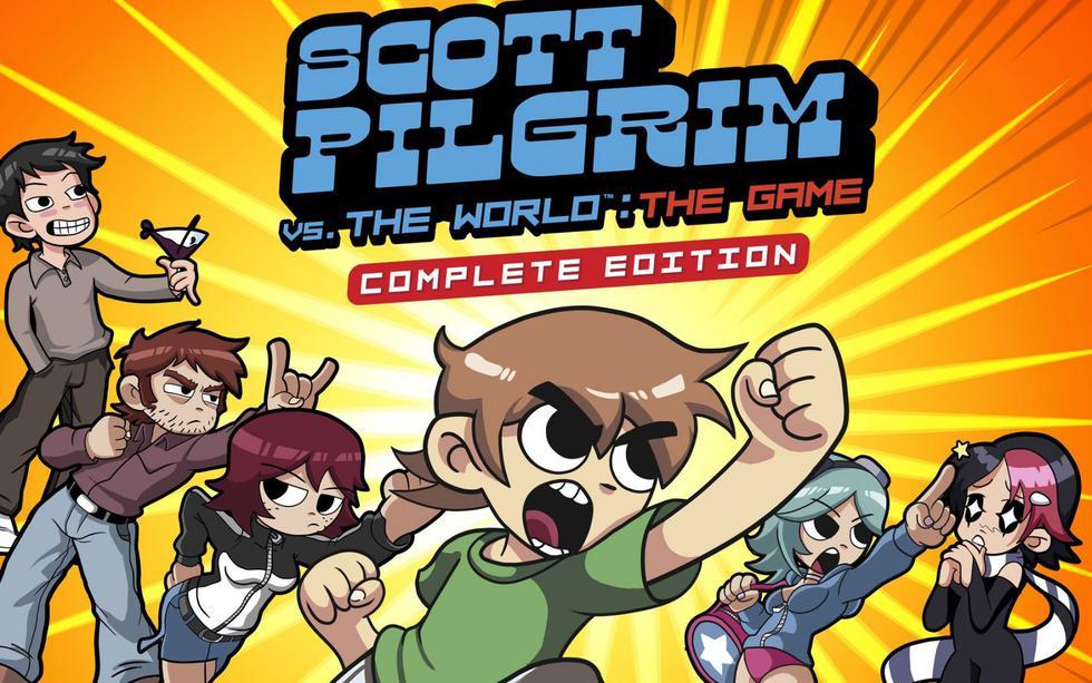 'Scott Pilgrim vs. The World: The Game - Complete Edition' llega en formato multiplataforma. (Difusión).