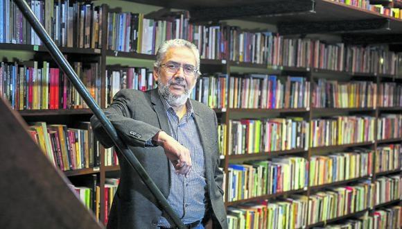 Carlos Aguirre, profesor de historia en la Universidad de Oregon. (FOTO: HUGO PEREZ / EL COMERCIO).