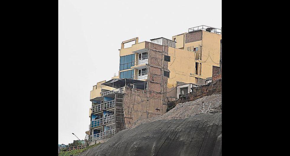 Se analizarán los riesgos que hay en acantilados. (Perú21)