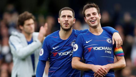 Chelsea vs. Wolverhampton se miden por la fecha 15 de la Premier League. (Foto: Reuters)