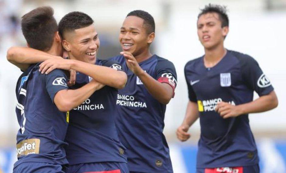 Alianza Lima tomó la punta del Torneo de Reserva. (Foto: Alianza Lima)