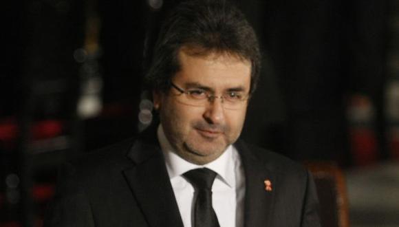 Primer ministro bajó el tono. (Mario Zapata)