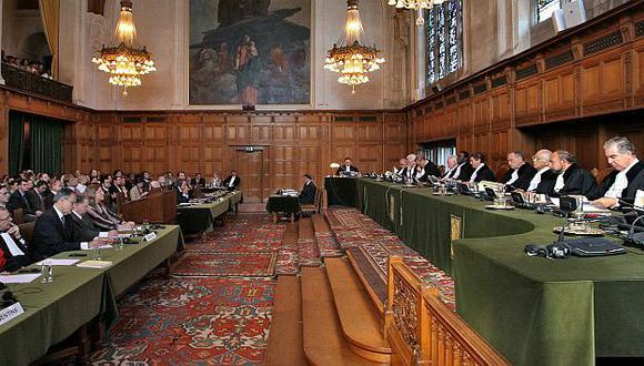 Corte de La Haya dará fallo sobre diferendo Chile-Perú el 27 de enero. (USI)
