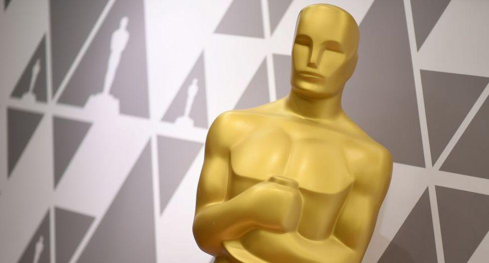 ¿Quiénes y cómo se eligen a los ganadores de los Óscar?  (Foto: AFP)