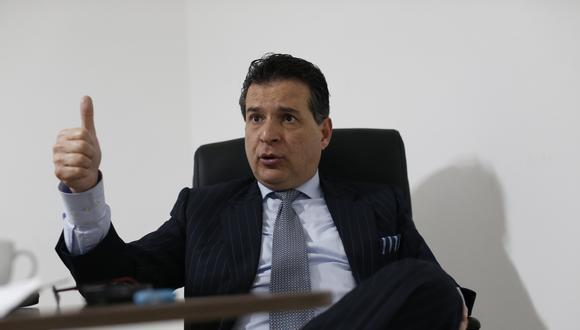 Omar Chehade (APP) reiteró que su bancada no apoyará censura de María Antonieta Alva. (Foto: Mario Zapata / GEC)