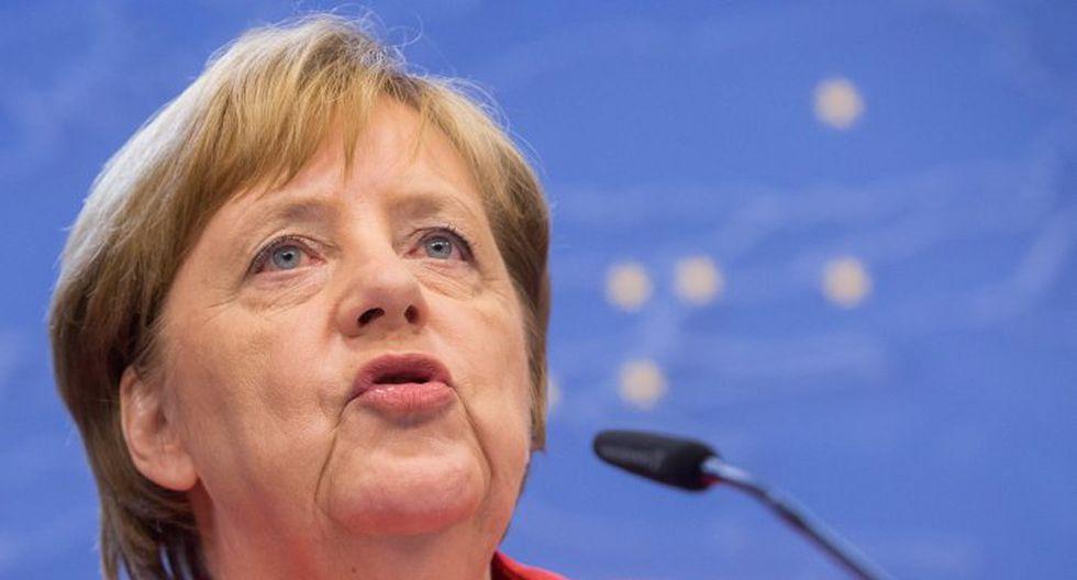 """La canciller alemana, Angela Merkel, se habría comprometido a que España reciba un número """"equilibrado y admisible"""" de refugiados que entraron a Alemania país por la frontera con Austria. (Foto: EFE)"""