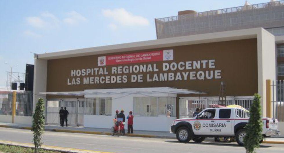 Las menores están internadas en la Unidad de Cuidados Intensivos del Hospital Regional de Lambayeque desde su nacimiento el 17 de febrero.