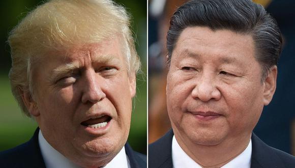 El presidente estadounidense argumenta en su favor que su política ha tenido impacto sobre la economía de China, lo que llevaría a Beijing a buscar un acuerdo.  (Foto: AFP)