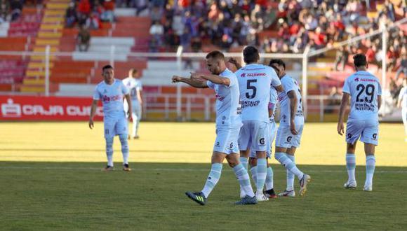 Real Garcilaso visita a San Martín por el Clausura de la Liga 1. (Foto: @SomosRealGarci)