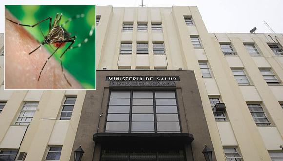 Minsa confirma un tercer caso importado de la fiebre Chikungunya en el Perú. (USI)