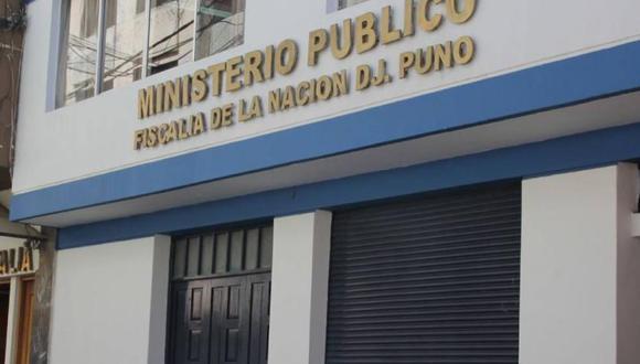 La Primera Fiscalía Provincial Penal Corporativa de Puno informó que Aduviri Calisaya es investigado por el delito de disturbios, por el conocido caso del 'Aymarazo'. (Foto: Ministerio Público)