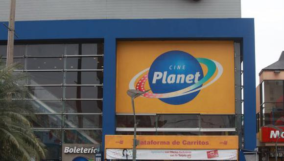 Las ratas se 'pasearon' dentro del local de Cineplanet (Referencial/América TV)