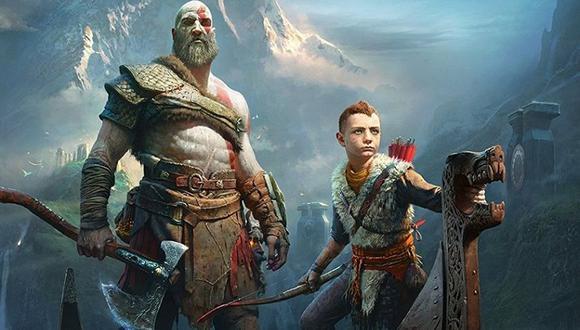 'God of War' fue considerado el mejor videojuego del 2018, y llegó en exclusiva a PlayStation 4. (Foto: PlayStation)