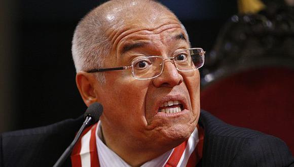 """Dice que fallo es """"absurdo"""". (Luis Gonzales)"""
