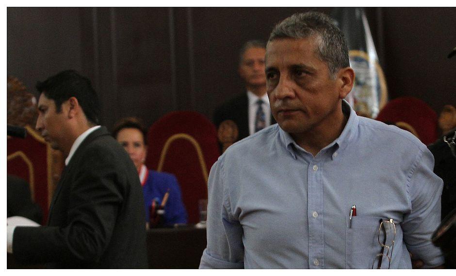 Antauro Humala coordinó candidaturas al Congreso desde prisión. (GEC)