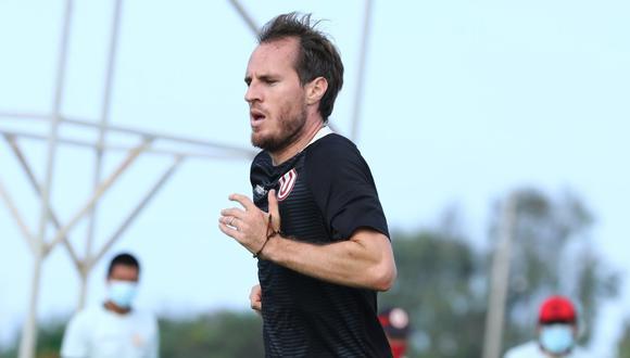 Hernán Novick firmó contrato con Universitario por una temporada (Foto: Prensa U)