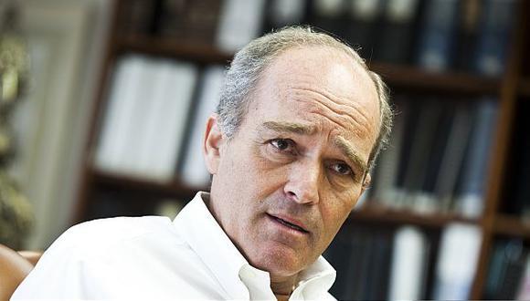Roque Benavides descartó eventual financiamiento a alguna campaña en las Elecciones 2021. (Foto: GEC)