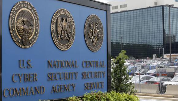 Fachada de la NSA en Maryland. (AP)