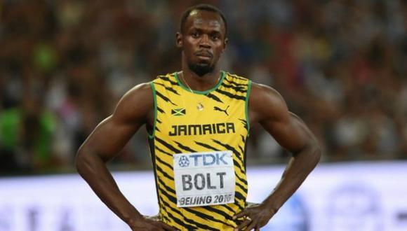 El deportista no se despidió de la mejor manera en el Mundial de Londres. (AFP)