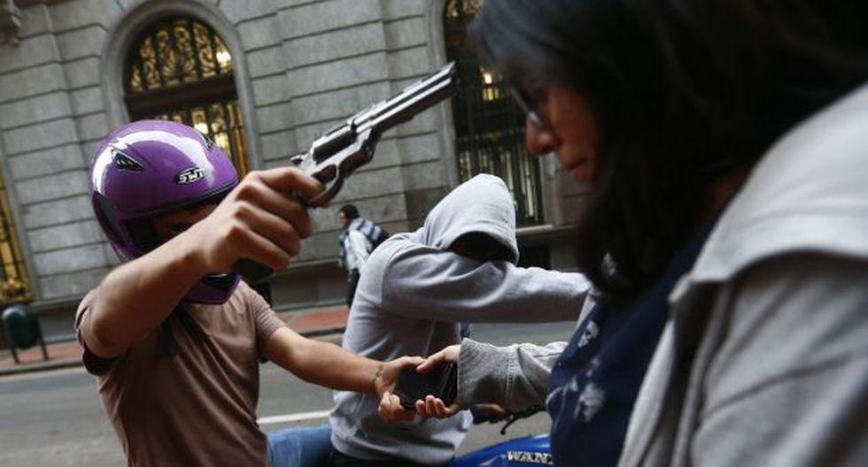 El programa Barrio Seguro busca evitar que niños de 9 o 10 años se conviertan a futuro en pandilleros o sicarios. (Perú21)
