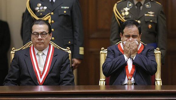 Fredy Otárola pide al Tribunal Constitucional no legislar o invadir fueros. (Luis Gonzales)