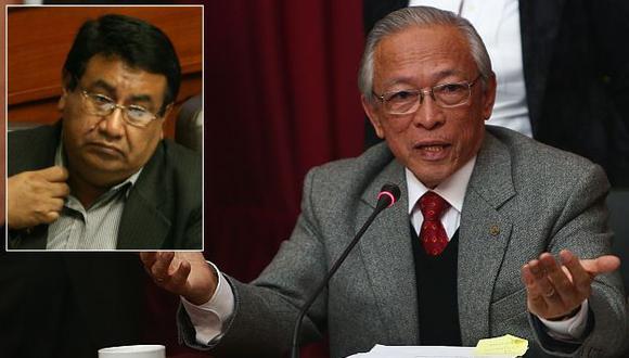 Humberto Lay indica que caso Yovera será prioridad en Ética. (Rafael Cornejo)