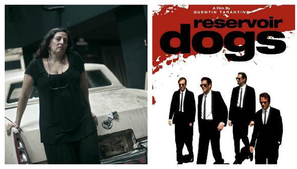 Rocío Tovar dirige la obra de teatro 'Los Perros', una adaptación a un filme de Quentin Tarantino (Anthony Niño de Guzmán).